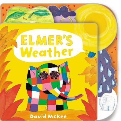 Elmer's Weather by David McKee image