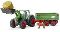 Schleich: Tractor with Trailer