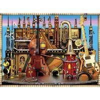 Ravensburger : Music Castle Puzzle 500pc