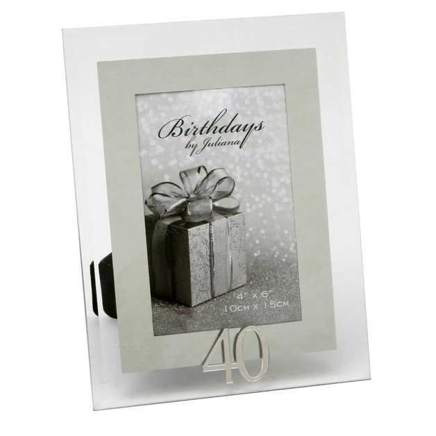 Wishes: 40 Wishes 6x4 Frame