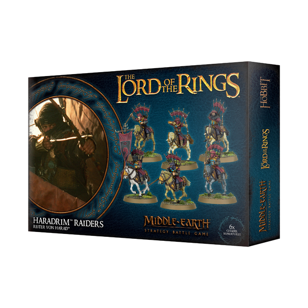 Lord of the Rings: Haradrim Raiders