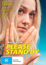 Please Stand By on DVD