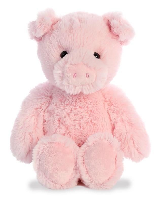 Aurora: Cuddly Friends Plush - Pig (Large)