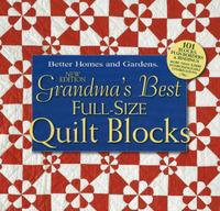 Grandma's Best Full-Size Quilt Blocks image