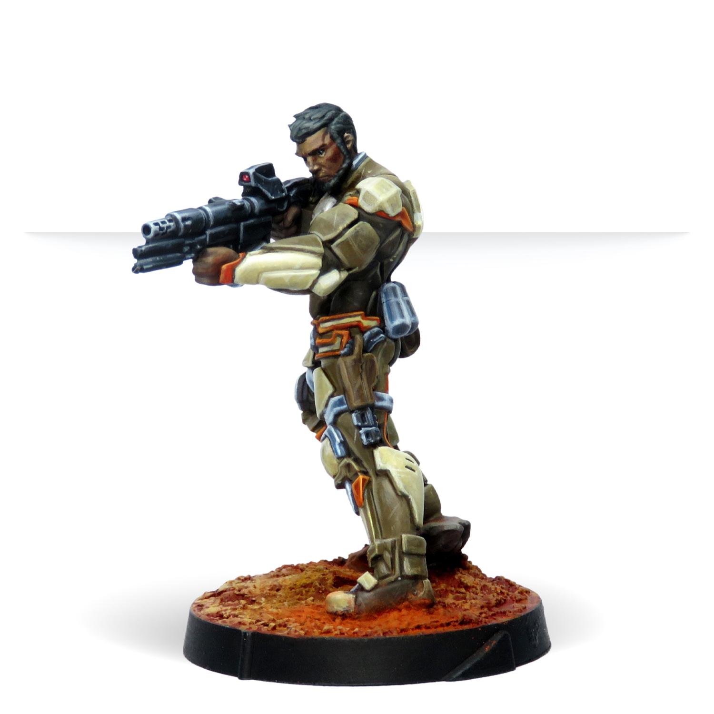 Infinity: Namurr Active Response Unit (Spitfire) image