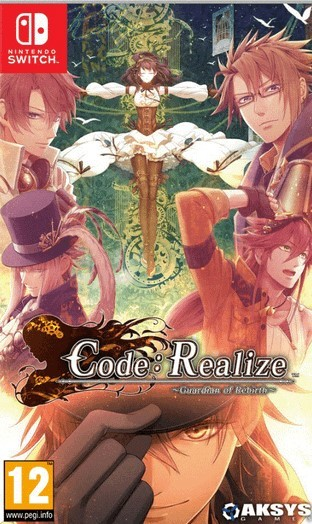 Code: Realize Guardian of Rebirth for Switch