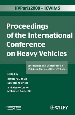 ICWIM 5, Proceedings of the International Conference on Heavy Vehicles image