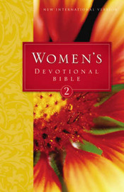 NIV Women's Devotional Bible 2: A New Collection of Daily Devotions From Godly Women image