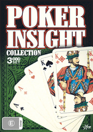 Poker Insight Collection (3 Disc Set) on DVD image