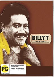 Billy T - Te Movie on DVD