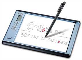 Genius G Note 5000 Digital Notepad