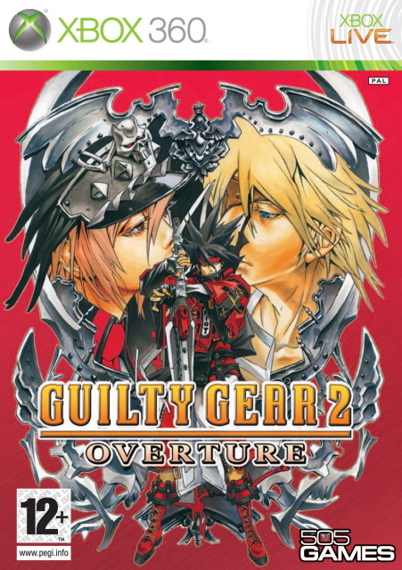 Guilty Gear 2: Overture for Xbox 360