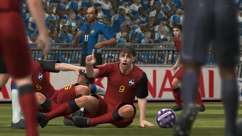Pro Evolution Soccer 2008 for PC Games image