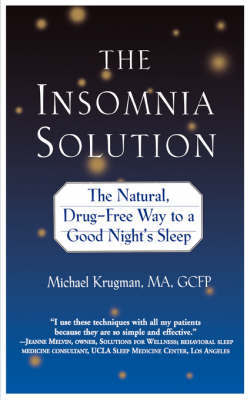 Insomnia Solution by Michael Krugman