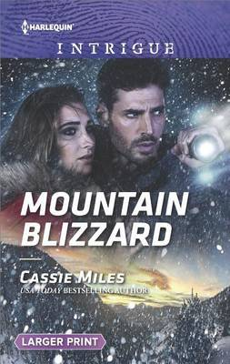Mountain Blizzard by Cassie Miles