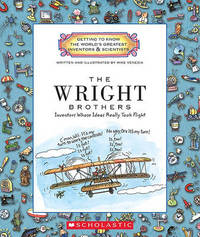 The Wright Brothers by Mike Venezia image