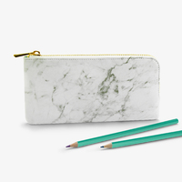 Marble Pencil Case