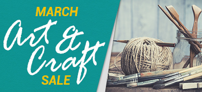Art & Craft Sale