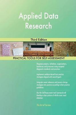Applied Data Research Third Edition by Gerardus Blokdyk image
