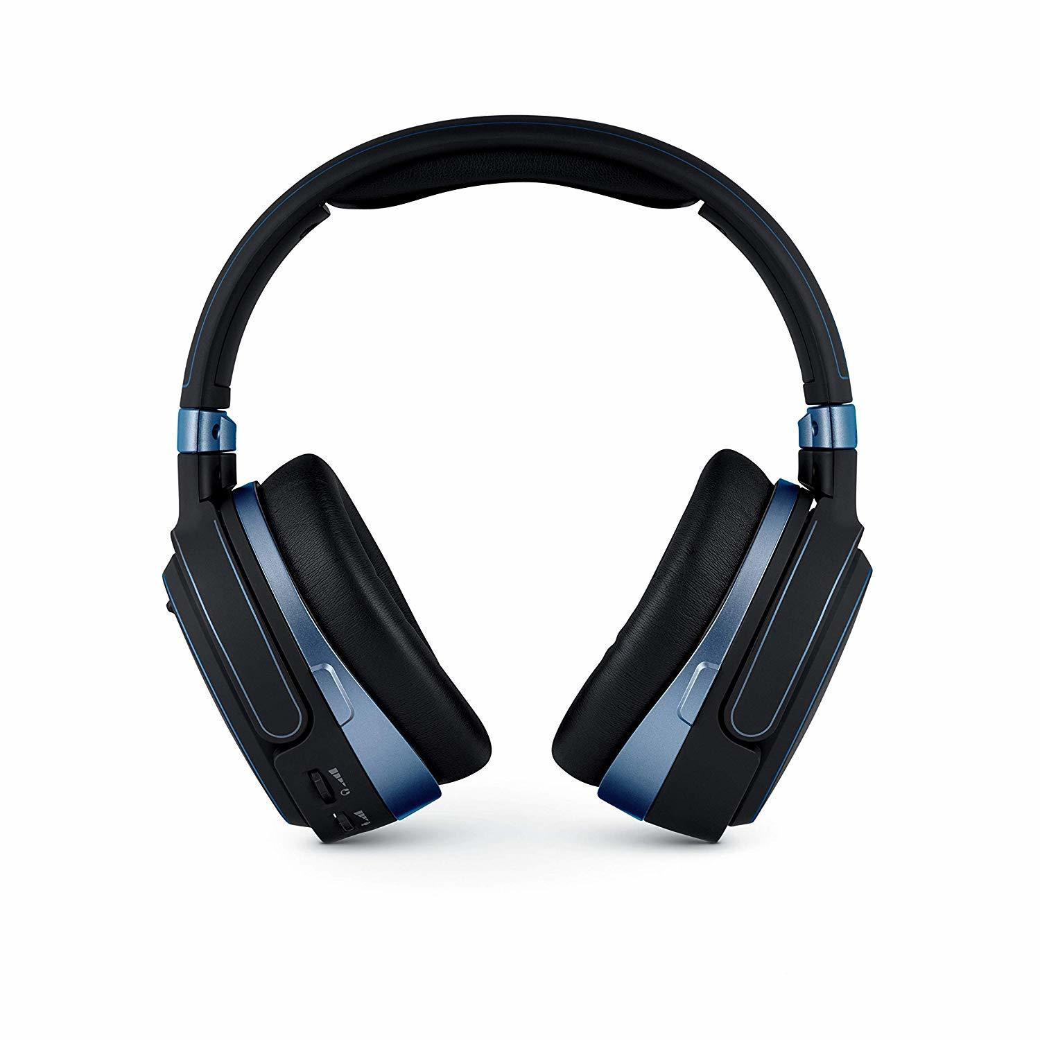 Audeze Mobius Bluetooth Gaming Headset - Team Blue for  image