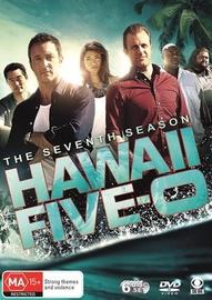 Hawaii Five-O: Season 7 on DVD