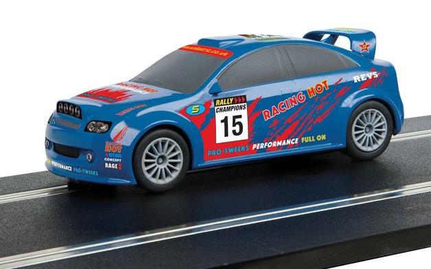 Scalextric: Start Rally Car (Pro Tweeks) - Slot Car
