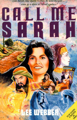 Call Me Sarah by Lee Webber image