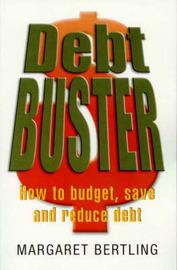 Debt Buster by Margaret Bertling