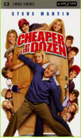 Cheaper by the Dozen for PSP