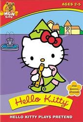 Hello Kitty - Plays Pretend on DVD