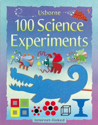 Book of Science Experiments by Georgina Andrews