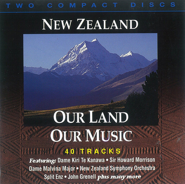 New Zealand: Our Land Our Music Volume 1 by Various
