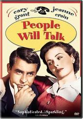 People Will Talk on DVD