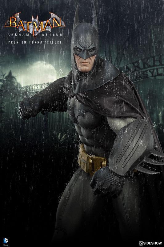 Batman : Arkham Asylum Premium Format Figure