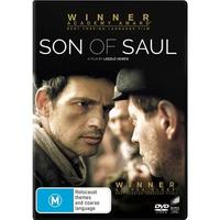 Son Of Saul DVD