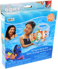 Finding Dory: 3D Nemo Beach Ball 12.5""