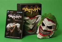 Batman: Death of the Family Joker Mask and Book Set (New 52) by Scott Snyder image