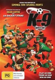 K9 World Cup on DVD