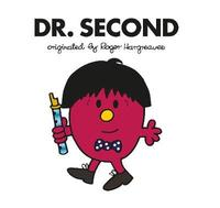 Doctor Who: Dr. Second (Roger Hargreaves) by Adam Hargreaves