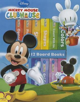My First Library Mickey Mouse by P I Kids