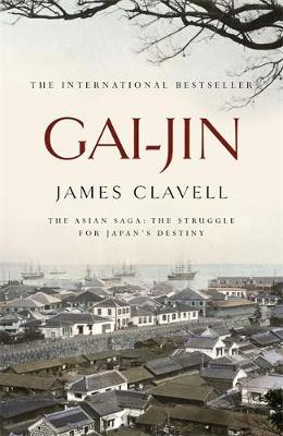 Gai-Jin by James Clavell image