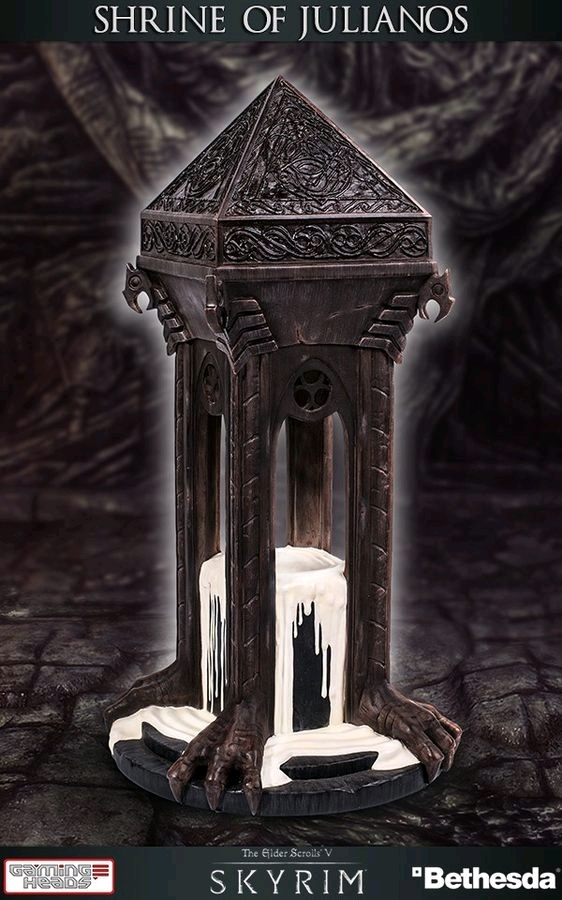 The Elder Scrolls: Online - Shrine of Julianos Statue