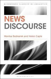 News Discourse by Monika Bednarek