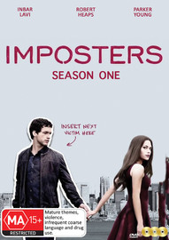 The Imposters - Season One on DVD