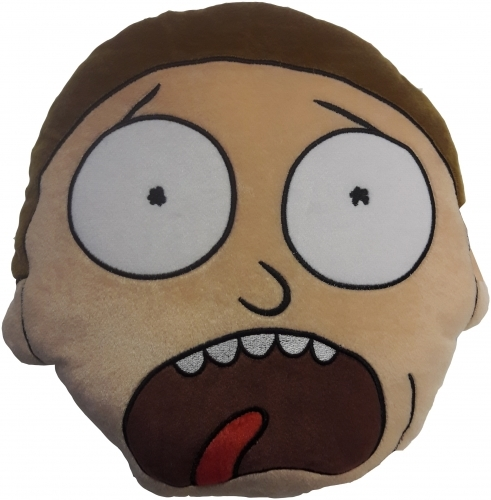 Rick and Morty: Mortimer Smith Cushion