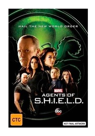 Agents Of S.H.I.E.L.D.: Season 4 on Blu-ray
