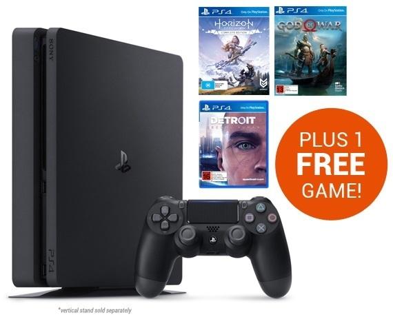 PS4 Slim 1TB Premium bundle for PS4