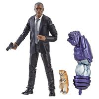 "Marvel Legends: Nick Fury - 6"" Action Figure"