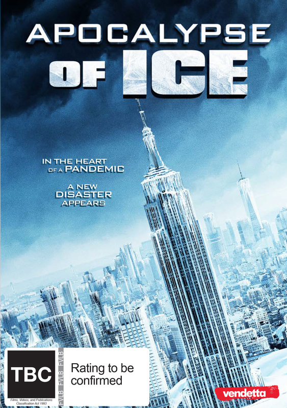 Apocalypse Of Ice on DVD