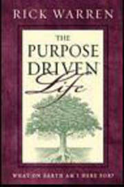 The Purpose-driven Life by Rick Warren image
